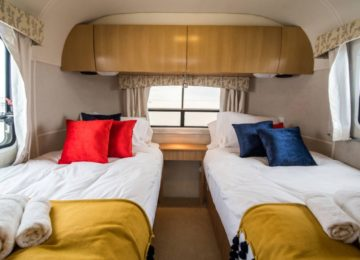 Deluxe Airstream Camper