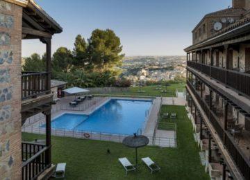 Hotel Parador de Toledo© Extremadura Spanien