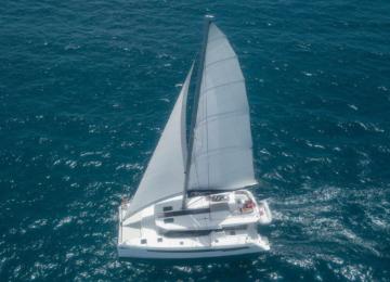 Catamaran Moorings
