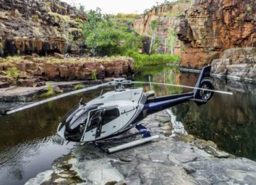 True North _Kimberley Helicopter
