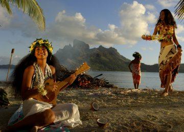 Südsee – Tahiti, Moorea, Raiatea, Taha'a, Bora Bora, Tetiaora