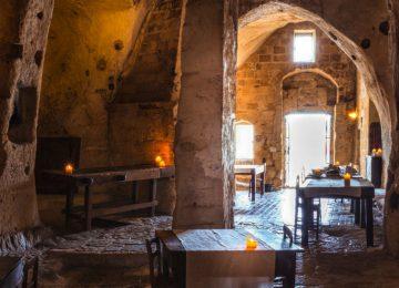 ©hotel grotte-matera-breakfast