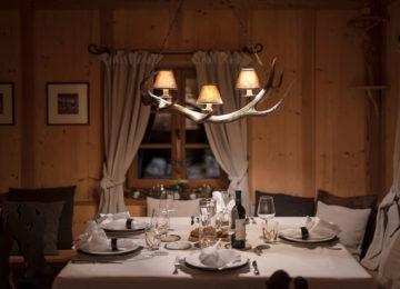 White Deer San Lorenzo Mountain Lodge, Esstisch