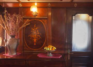 Luxuszug Tren Al Andalus