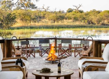 Okavango Delta, Sanctuary Chief's Camp