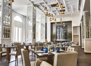 1 Restaurant Confluencias Kempinski Grand Hotel Manzana © Kempinski Hotels