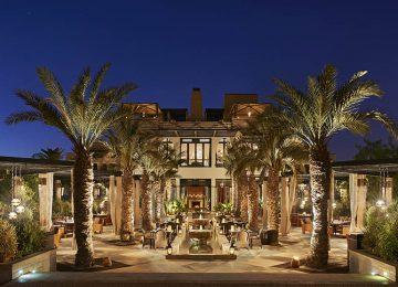 10 Abendstimmung©Four Seasons Resort Marrakech