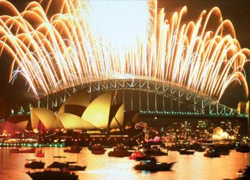 Australia; Sydney Harbour
