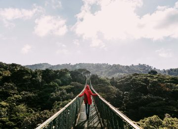 Senda Verde Costa Rica Wandern