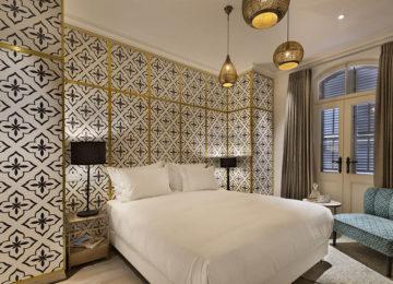 1Tel Aviv The Drisco-Classic Room©Leading Hotels
