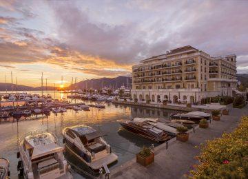 Langes Wochenende in Montenegro-Luxus Hotel in Montenegro