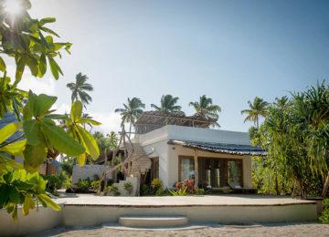 2 Beachfront One Bedroom Villa©White Sand Luxury Villas _ Spa Zanzibar