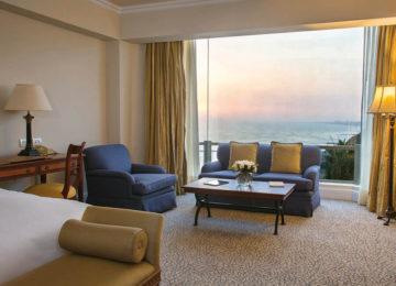 Belmond Miraflores Park Ocean View Suite Lima
