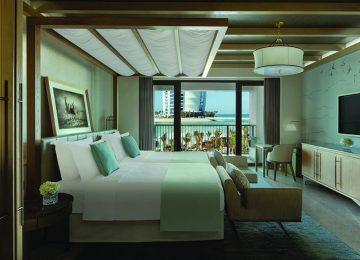 2 Jumeirah Al Naseem – Ocean Deluxe Room – Twin Bedroom