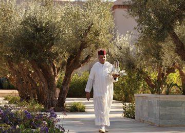 2 Tee Zeremonie©Four Seasons Resort Marrakech