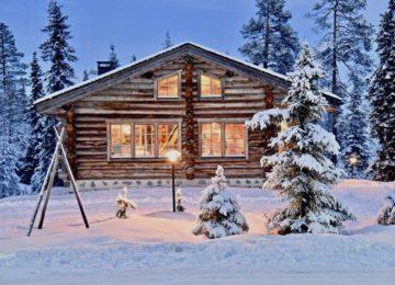 Wilderness Hotel Muotka Finnland Ivalo