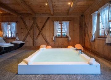 Luxuschalet White Deer San Lorenzo Mountain Lodge, Dolomiten