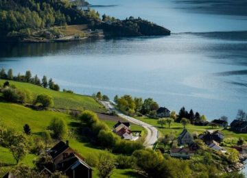 29.2 Aurland©Riverside Farm Lodge Aurlandsdalen Valley