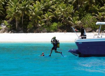 2experience_Wassersport_Tauchen©Fregate Island