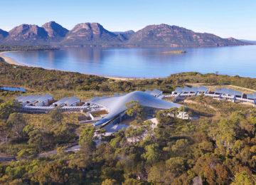Australien Saffire Freycinet Lodge Tasmanien
