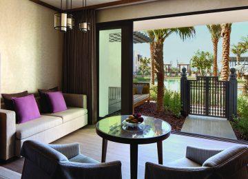 3 Jumeirah Al Naseem – Resort – Balcony