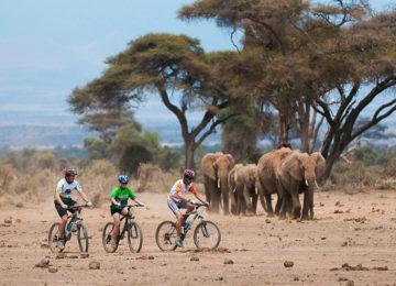 3 Kenia_Luxus Safari_olDonyoLodge_mountainbike©GreatPlainsConservation