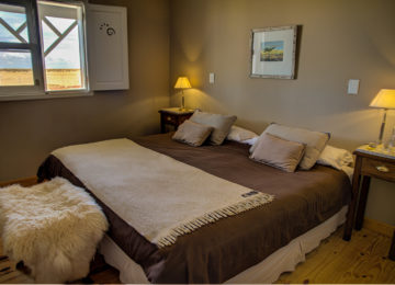 3 bedroom.Estancia Rincón Chico. Península Valdés. Patagonia.©Gador Viajes Argentina