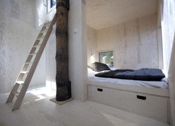 Interior©Treehotel Harads