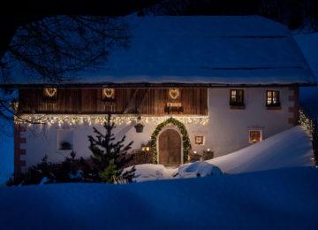 White Deer San Lorenzo Mountain Lodge,Außensicht
