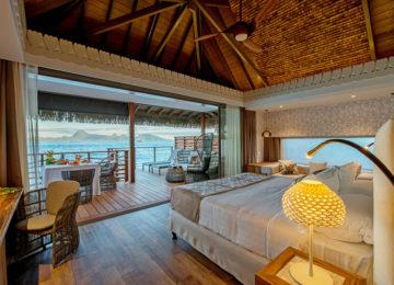 3Motu Overwater Bungalow -Intercontinental Tahiti©Tekura Tahiti Travel