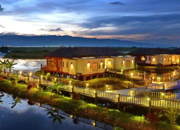 4 Bangalow©Aureum Palace Hotel Inle Lake