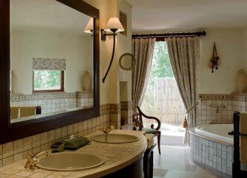 4 Beduinenzelt Villa, Badezimmer