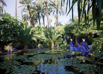 4 Jardin Majorelle©Four Seasons Resort Marrakech