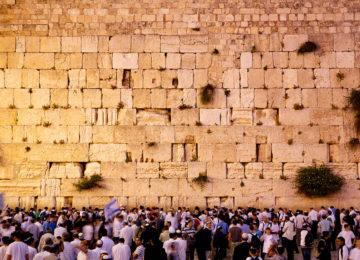 4Klagemauer Jerusalem © GoIsrael