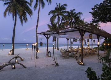 Indischer Ozean – Malediven – Hurawalhi Island