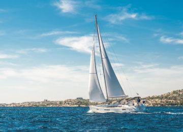 Ausflüge auf der Segelyacht ©Villa del Golfo Lifestyle Resort