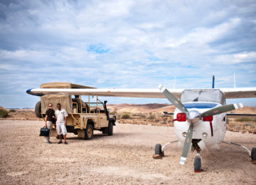5 DamaralandCamp_Luxusreise_Namibia_WildernessAir_Flugsafari©Wilderness Safaris_Olwen Evens