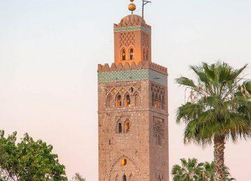 6 Koutoubia Moschee©Four Seasons Resort Marrakech