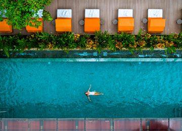 Pool,Costa Rica Luxusreise