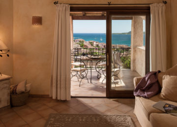Luxury Suite ©Villa del Golfo Lifestyle Resort