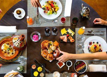 7 Kulinarik©Four Seasons Resort Marrakech