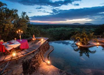 8 Kenia_Luxus Safari_olDonyoLodge_Food-Dining©GreatPlainsConservation