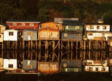 Pfahlbauten Insel Chiloe, Chile, Luxury- Select Luxury Travel Luxusreise
