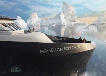 Antarktis- Magellan Explorer
