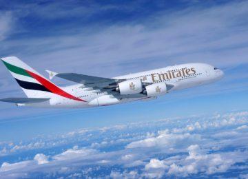A380 ©Emirates
