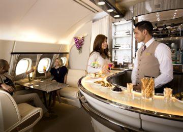 A380 new lounge ©Emirates