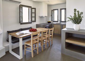 Azure 5-Schlafzimmer Villa Meerblick mit privatem Pool©Acron Villas Paros