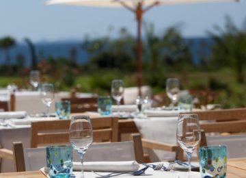 Abendessen auf der Terrasse des Hotelrestaurant Jadran©Falkensteiner Hotel & Spa Iadera, Punta Skala