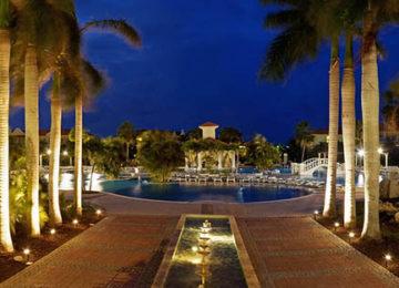 Abendstimmung © Paradisus Princesa del Mar Resort _ Spa