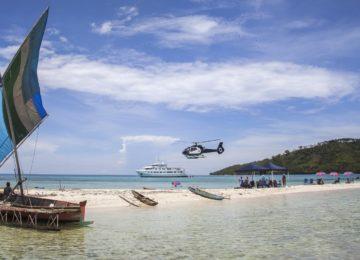 Adventure Cruises in Papua New Guinea©TRUE NORTH